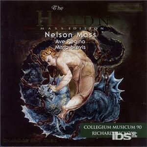 Nelson Mass - CD Audio di Franz Joseph Haydn