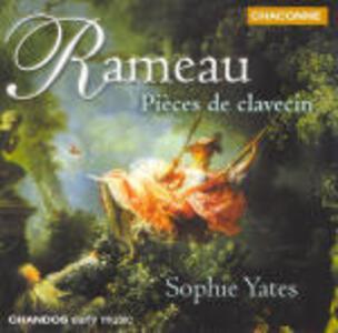 Pezzi per clavicembalo - CD Audio di Jean-Philippe Rameau