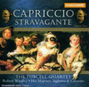 Capriccio Stravagante vol.2 - CD Audio