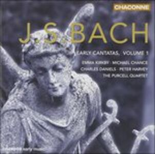 Cantate giovanili vol.1 - CD Audio di Johann Sebastian Bach