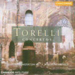 Concerti grossi op.8 - CD Audio di Giuseppe Torelli