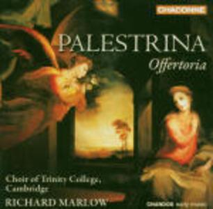 Offertoria - CD Audio di Giovanni Pierluigi da Palestrina