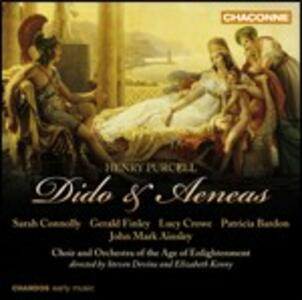 Dido & Aeneas - CD Audio di Henry Purcell,Orchestra of the Age of Enlightenment,Gerald Finley,John Mark Ainsley,Sarah Connolly,Elizabeth Kenny,Steven Devine