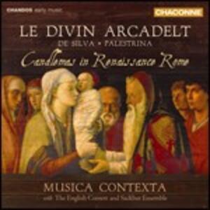 Le Divin Arcadelt - CD Audio di Musica Contexta