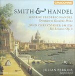 Opere per clavicembalo - CD Audio di Georg Friedrich Händel
