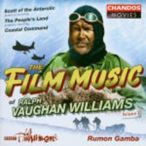 Film Music vol.1 - CD Audio di Ralph Vaughan Williams