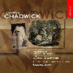 Overtures - Ballata sinfonica - CD Audio di George Whitefield Chadwick