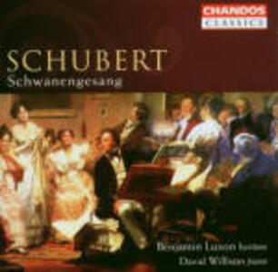 Schwanengesang - CD Audio di Franz Schubert