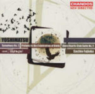 Sinfonia n.5 - CD Audio di Takashi Yoshimatsu