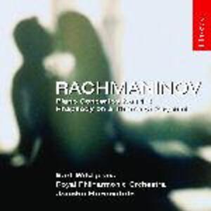Concerti per pianoforte - CD Audio di Sergej Vasilevich Rachmaninov,Royal Philharmonic Orchestra,Jascha Horenstein,Earl Wild