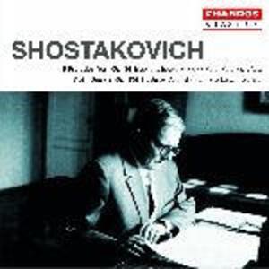 19 Preludi op.34 - CD Audio di Dmitri Shostakovich