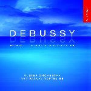Musica orchestrale completa - CD Audio di Claude Debussy