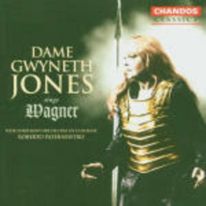 Dame Gwyneth Jones sings Wagner - CD Audio di Richard Wagner,Gwyneth Jones