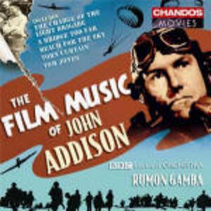 Film Music (Colonna Sonora) - CD Audio di John Addinson