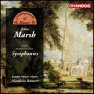 Sinfonie n.2, n.6, n.7, n.8 - Conversation Symphony - CD Audio di Matthias Bamert,London Mozart Players,John Marsh