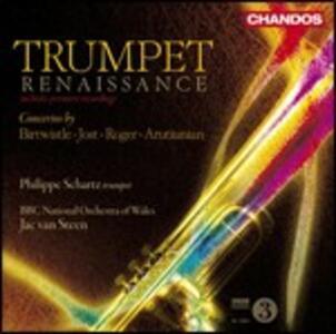 Musica per tromba - CD Audio di Philippe Shartz