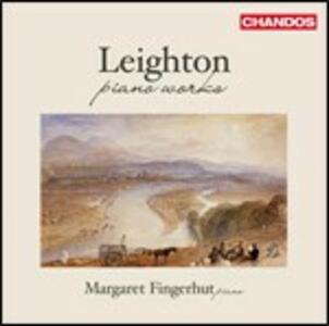 Musica per pianoforte - CD Audio di Kenneth Leighton,Margaret Fingerhut