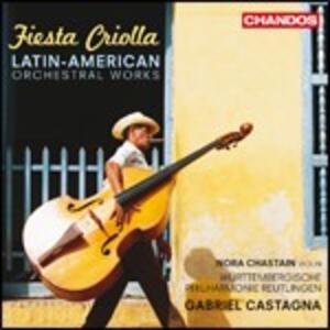 Festa criolla - CD Audio
