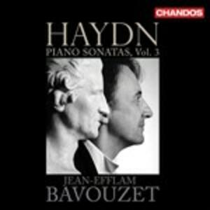Sonate per pianoforte vol.3 - CD Audio di Franz Joseph Haydn,Jean-Efflam Bavouzet