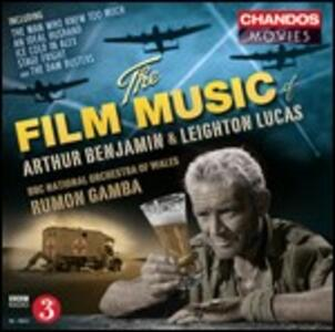 Musica da Film (Colonna Sonora) - CD Audio di BBC National Orchestra of Wales,Rumon Gamba,Arthur Benjamin,Leighton Lucas