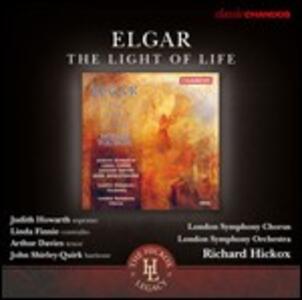 The Light of Life - CD Audio di Edward Elgar,Richard Hickox,London Symphony Orchestra