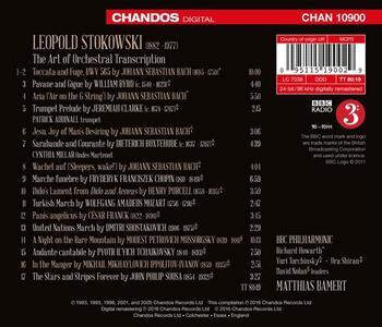 L'arte della trascrizione di Leopold Stokowski - CD Audio di Leopold Stokowski - 2