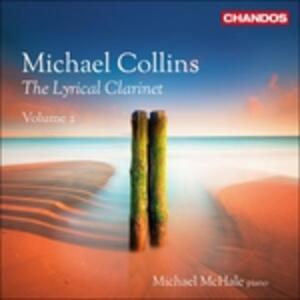 Lyrical Clarinet vol.2 - CD Audio di Michael Collins