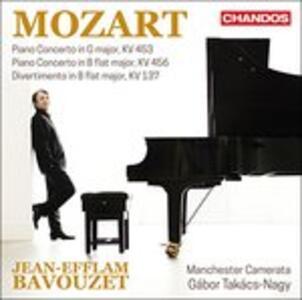 Concerti per Pianoforte vol.1 - CD Audio di Jean-Efflam Bavouzet