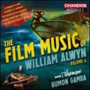 Musica da Film vol.4 (Colonna Sonora) - CD Audio di William Alwyn