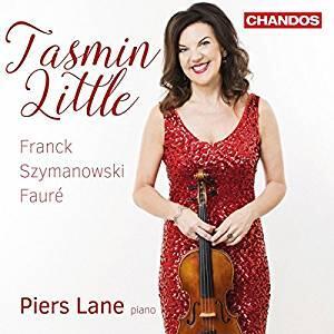 Musica per violino e pianoforte - CD Audio di Tasmin Little,Piers Lane