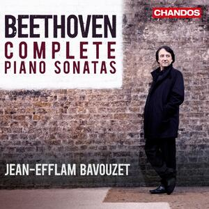 Sonate per pianoforte complete - CD Audio di Ludwig van Beethoven,Jean-Efflam Bavouzet