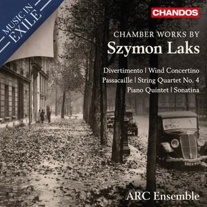 Chamber Works - CD Audio di Arc Ensemble