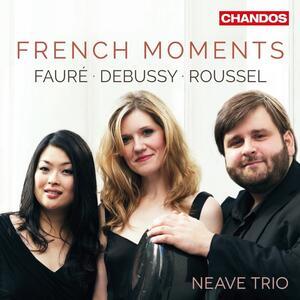 Momenti francesi - CD Audio di Neave Trio