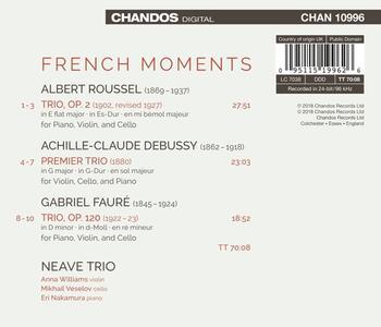 Momenti francesi - CD Audio di Neave Trio - 2