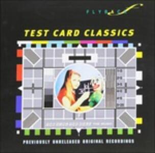 Test Card Classics - CD Audio