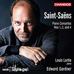 Concerti per pianoforte completi vol.1 - CD Audio di Camille Saint-Saëns,BBC Philharmonic Orchestra
