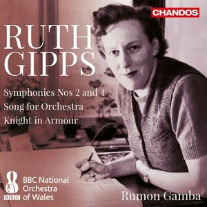 Musica orchestrale - CD Audio di BBC National Orchestra of Wales,Rumon Gamba,Ruth Gipps