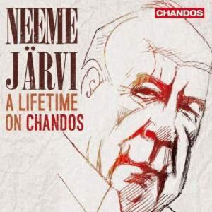 A Lifetime on Chandos - CD Audio di Neeme Järvi