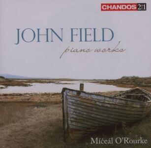 Musica per pianoforte - CD Audio di John Field