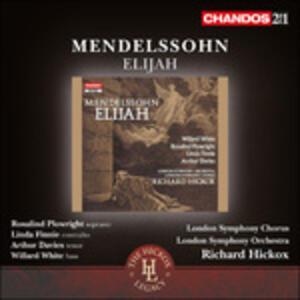 Elijah - CD Audio di Felix Mendelssohn-Bartholdy