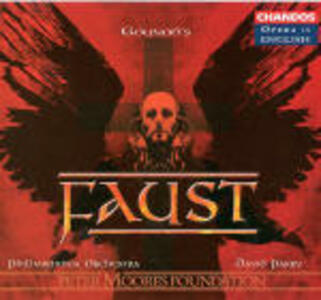 Faust - CD Audio di Charles Gounod,Philharmonia Orchestra,David Parry