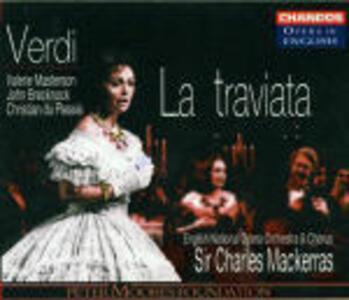 La Traviata - CD Audio di Giuseppe Verdi,Sir Charles Mackerras,Valerie Masterson