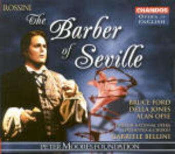 Il barbiere di Siviglia - CD Audio di Gioachino Rossini,Della Jones,Bruce Ford,Gabriele Bellini