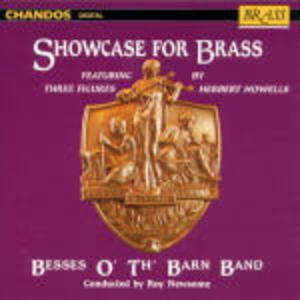Showcase for Brass - CD Audio di Blesses O' Th' Barn Band