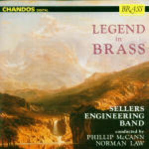 Legend in Brass - CD Audio di Sellers Engineering Band