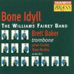 Bone Idyll - CD Audio di Williams Fairey Band,Brett Baker