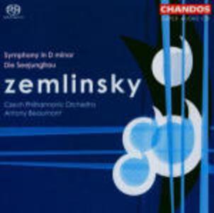 Sinfonia in Re minore - SuperAudio CD ibrido di Alexander Von Zemlinsky