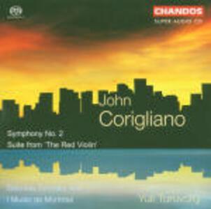 Sinfonia n.2 - SuperAudio CD ibrido di John Corigliano