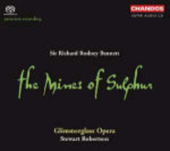 The Mines of Sulphur - SuperAudio CD ibrido di Richard Rodney Bennett