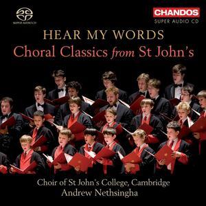 Musica corale da St. John's - SuperAudio CD ibrido di St. John's College Choir
